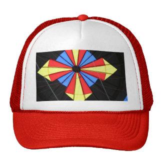 Hot air Balloon Compass Mesh Hats