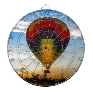 Hot Air Balloon Dartboard