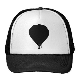 Hot air balloon design mesh hats