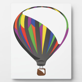 Hot Air Balloon Display Plaques