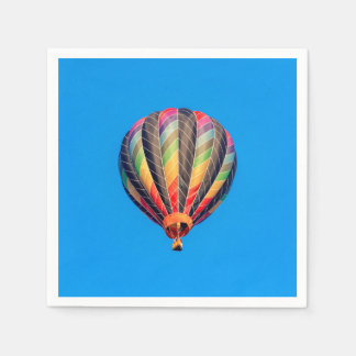 Hot Air Balloon Disposable Serviettes