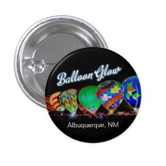 Hot Air Balloon Glow - NM Festival Pins