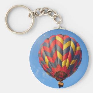 Hot Air Balloon Key Ring