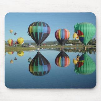 Hot Air Balloon Mousepad