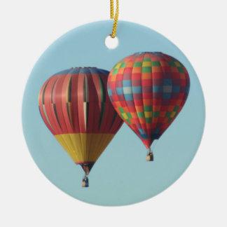 Hot Air Balloon Ornament