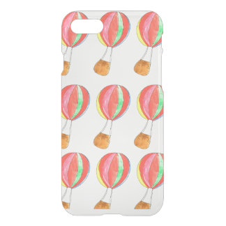 hot air balloon pattern iPhone 8/7 case