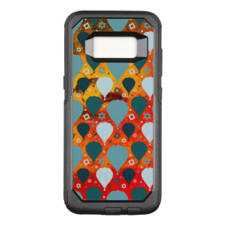 Hot air balloon pattern OtterBox commuter samsung galaxy s8 case