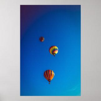 Hot Air Balloon  Poster/Print Poster