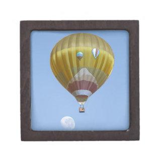 Hot Air Balloon Premium Jewelry Box
