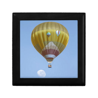 Hot Air Balloon Small Square Gift Box