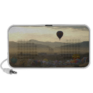 Hot Air Balloon Sunrise Travel Speakers