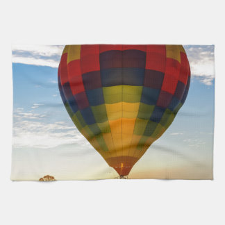 Hot Air Balloon Tea Towel