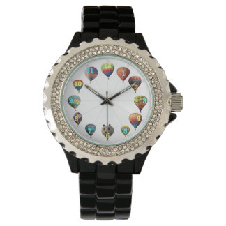 Hot Air Balloon Watch