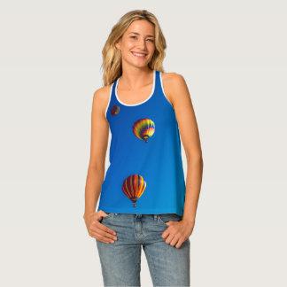 Hot Air Balloon Women's All over Tee Shirt
