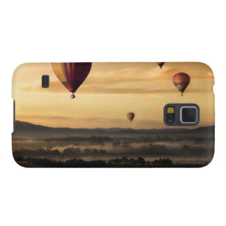 Hot air balloons case for galaxy s5