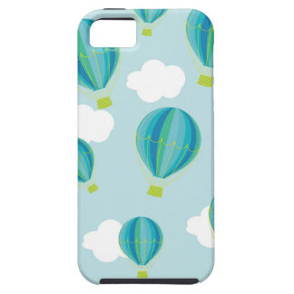 Hot air balloons case for the iPhone 5
