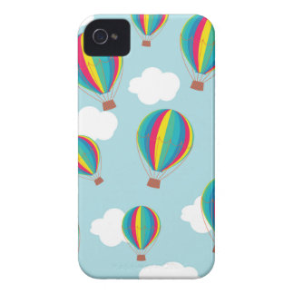 Hot air balloons Case-Mate iPhone 4 cases
