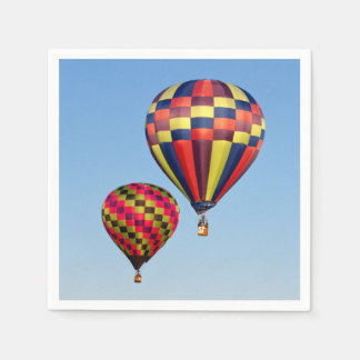 Hot Air Balloons Disposable Serviettes