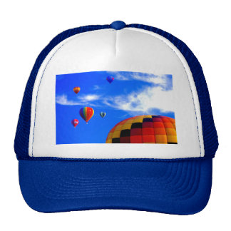 Hot Air Balloons Hats