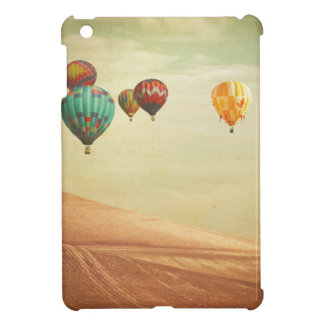 Hot Air Balloons In The Sky iPad Mini Covers