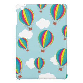Hot air balloons iPad mini case