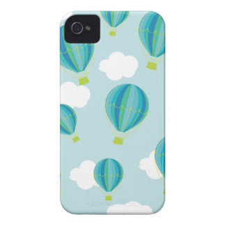 Hot air balloons iPhone 4 covers