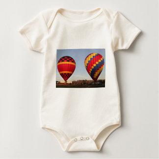 Hot air balloons, Orlando, Florida, USA 3 Baby Bodysuit
