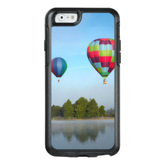 Hot air balloons over a lake,  NZ OtterBox iPhone 6/6s Case