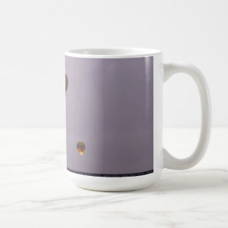 Hot Air Balloons Over Melbourne Coffee Mugs