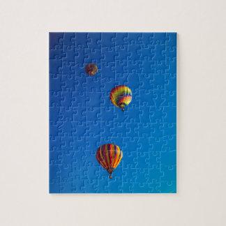Hot Air Balloons Photo Puzzle/Jigsaw Jigsaw Puzzle