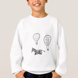 Hot Air Balloons Sweatshirt