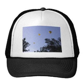 Hot Air Balloons Through The Trees Cap