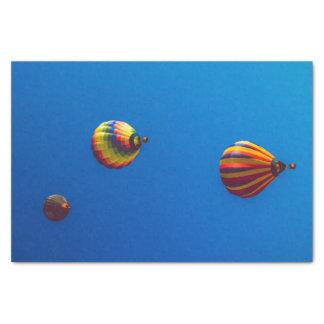 Hot Air Balloons Tissue Paper