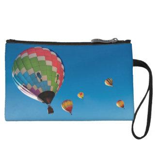 Hot Air Balloons Wristlet