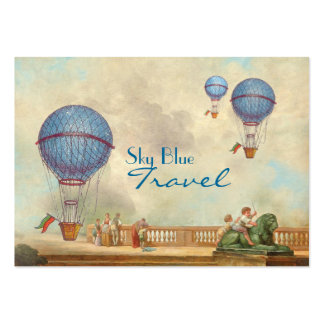 Hot Aire Balloon Business Cards
