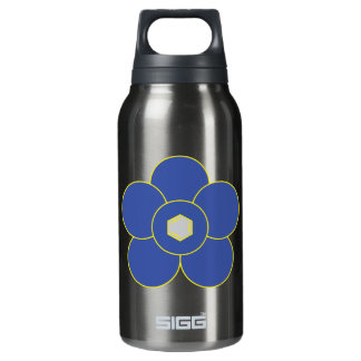 Hot and cold bottle. insulated water bottle