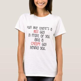 HOT AND CREEPY GUY T-Shirt