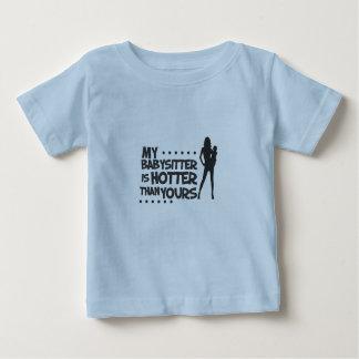 hot babysitter baby T-Shirt