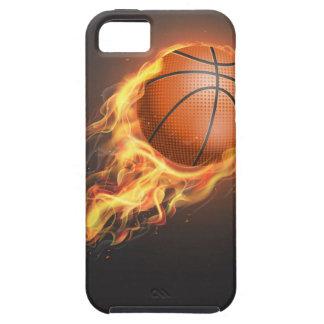 Hot Basketball Tough iPhone 5 Case