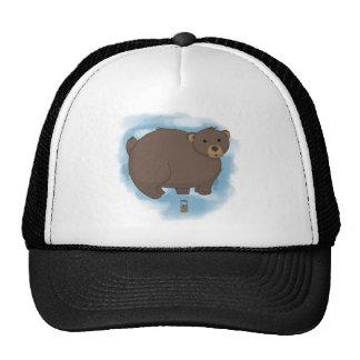 Hot Bear Balloon Hats