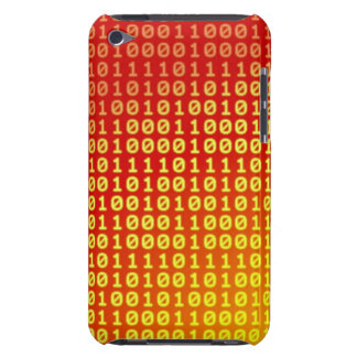 Hot bits gradient pattern barely there iPod cover