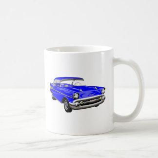 Hot Blue '57 Shoebox Coffee Mug