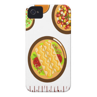 Hot Breakfast Month - Appreciation Day Case-Mate iPhone 4 Cases