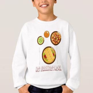 Hot Breakfast Month - Appreciation Day Sweatshirt