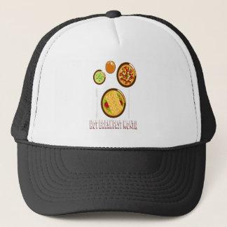 Hot Breakfast Month - Appreciation Day Trucker Hat