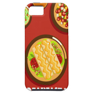 Hot Breakfast Month February - Appreciation Day iPhone 5 Cover