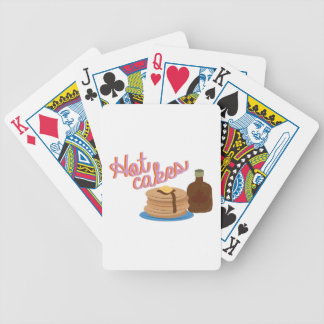 Hot Cakes Card Decks