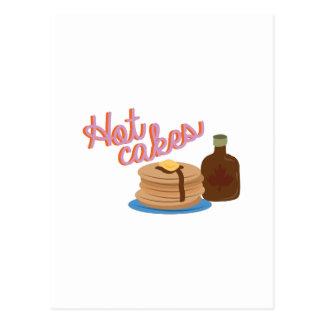 Hot Cakes Postcard