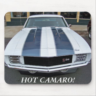 HOT CAMARO Mouse Pad