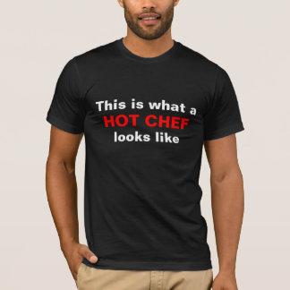 Hot Chef T-Shirt
